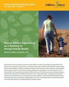 shared nature family bonds